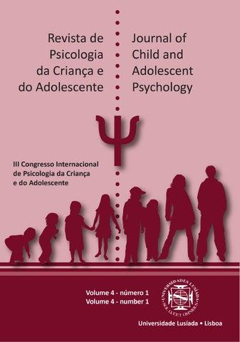 Revista de psicologia da criana e do adolescente 41 by mediateca page 1 fandeluxe Image collections