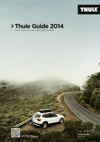 Thule 3036 Fixpoint Fitting Kit For Porsche Cayenne VW Tourareg SUV 5 door
