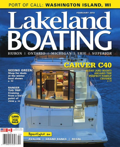 Lakeland Boating February 2014 by Lakeland Boating Magazine
