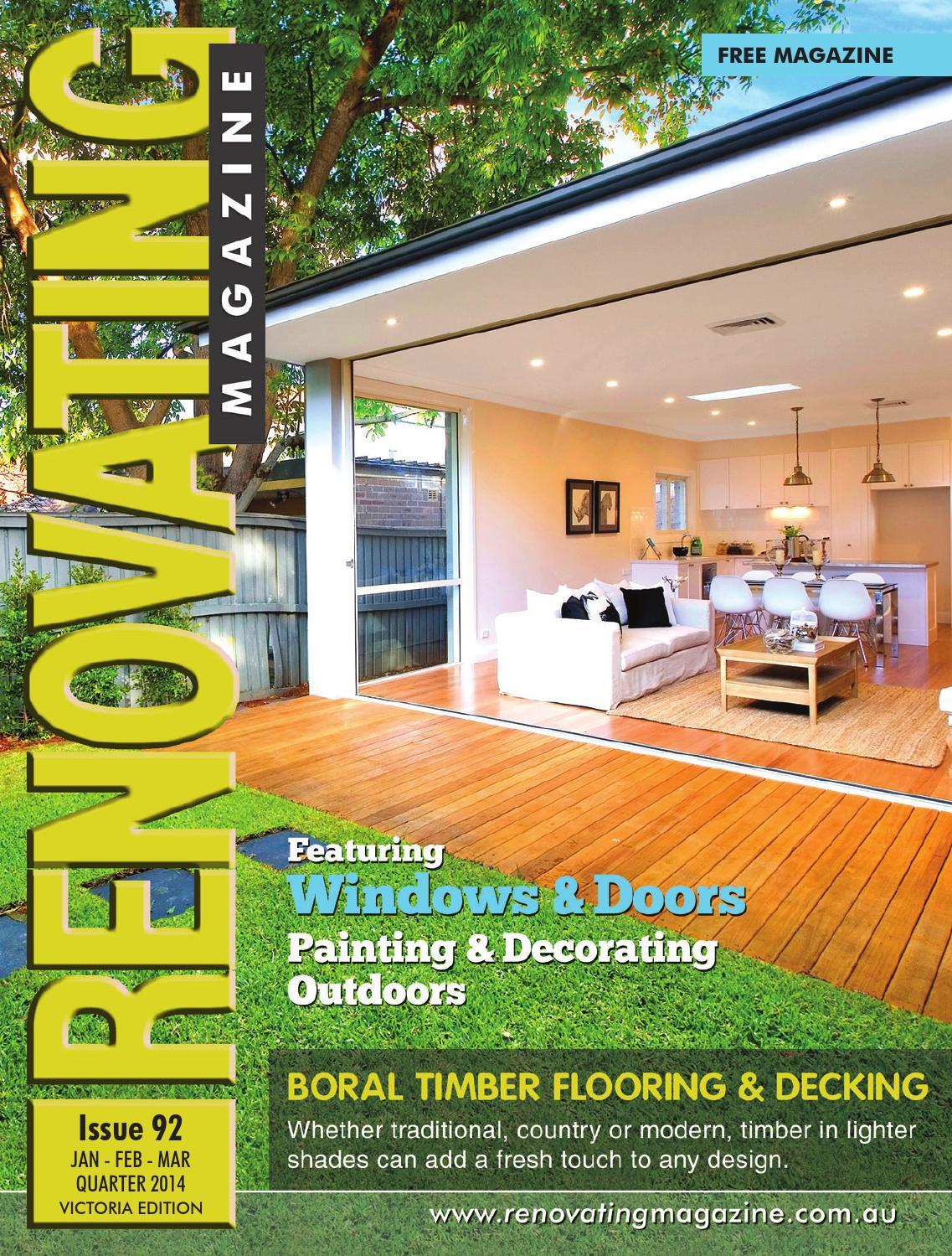 foto de Issue 92 Victoria Edition by RenovatingMagazine - issuu