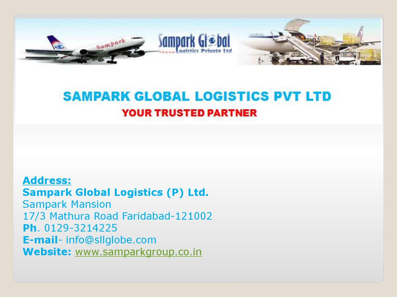 Sampark India - Top 10 Logistics Companies in Delhi by Delta