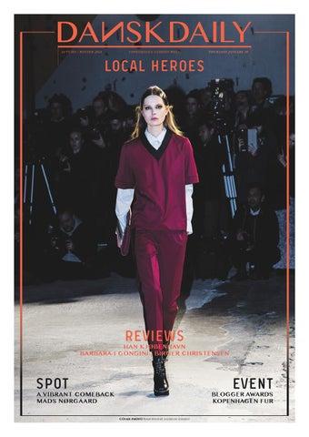 5307faee039 DANSK Daily Thursday AW14 by Copenhagen Fashion Week - issuu