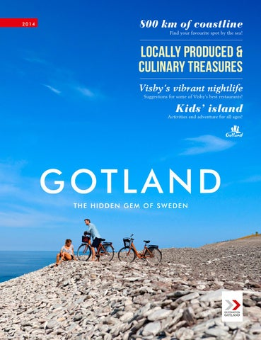 Gotland 2014   English Version By Glory Days   Issuu