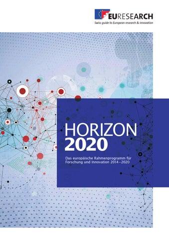 Brochure Horizon 2020 by Véronique Sordet - issuu