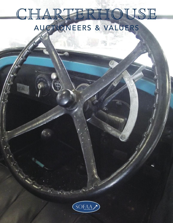Charterhouse Car Auction February 2014 By Shelleys The Printers Ltd Peugeot 106 Zest Fuse Box Issuu