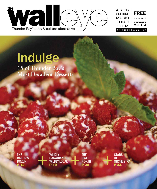 February 2014 By The Walleye Magazine Issuu