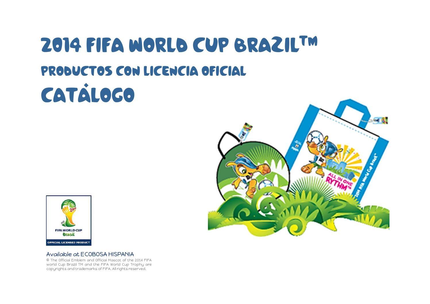 06470d4c8 Productos con Licencia Oficial by Ecobolsa Hispania - issuu