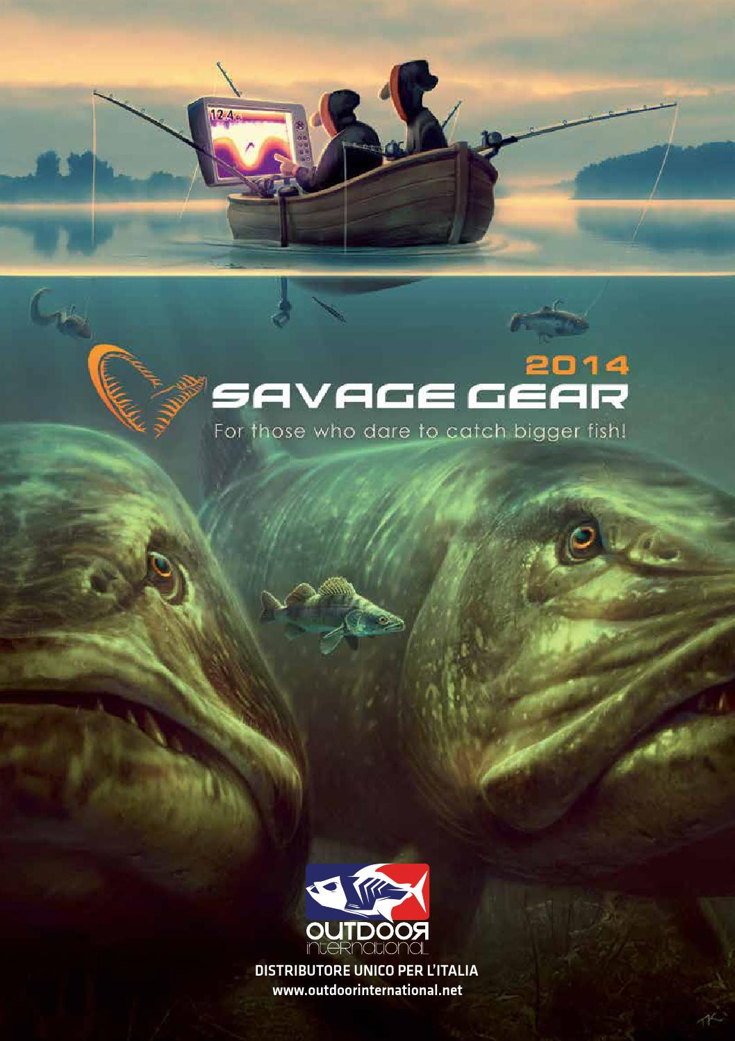 Savage Gear MPP 9 274cm SPIN /> 170g 2 pezzi Spinning