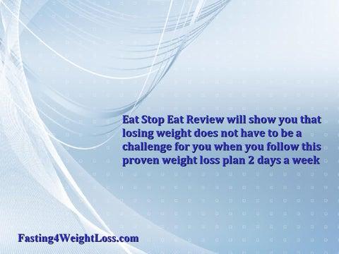 Eat Stop Eat Scam - Disturbing Secrets PUBLISHED by Joan Pryor - issuu