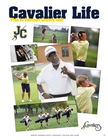 Jccc golf media guide 13 14 by Chris Gray - issuu