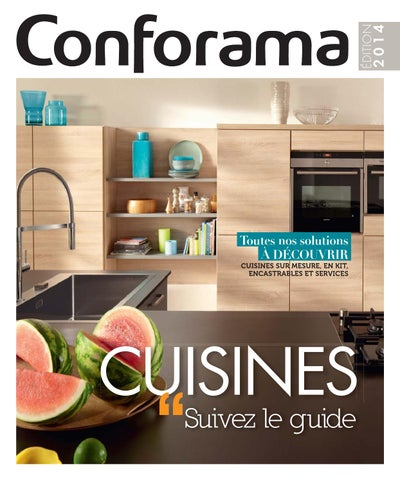 Catalogue Conforama Guide Cuisines 2014 By Joe Monroe Issuu