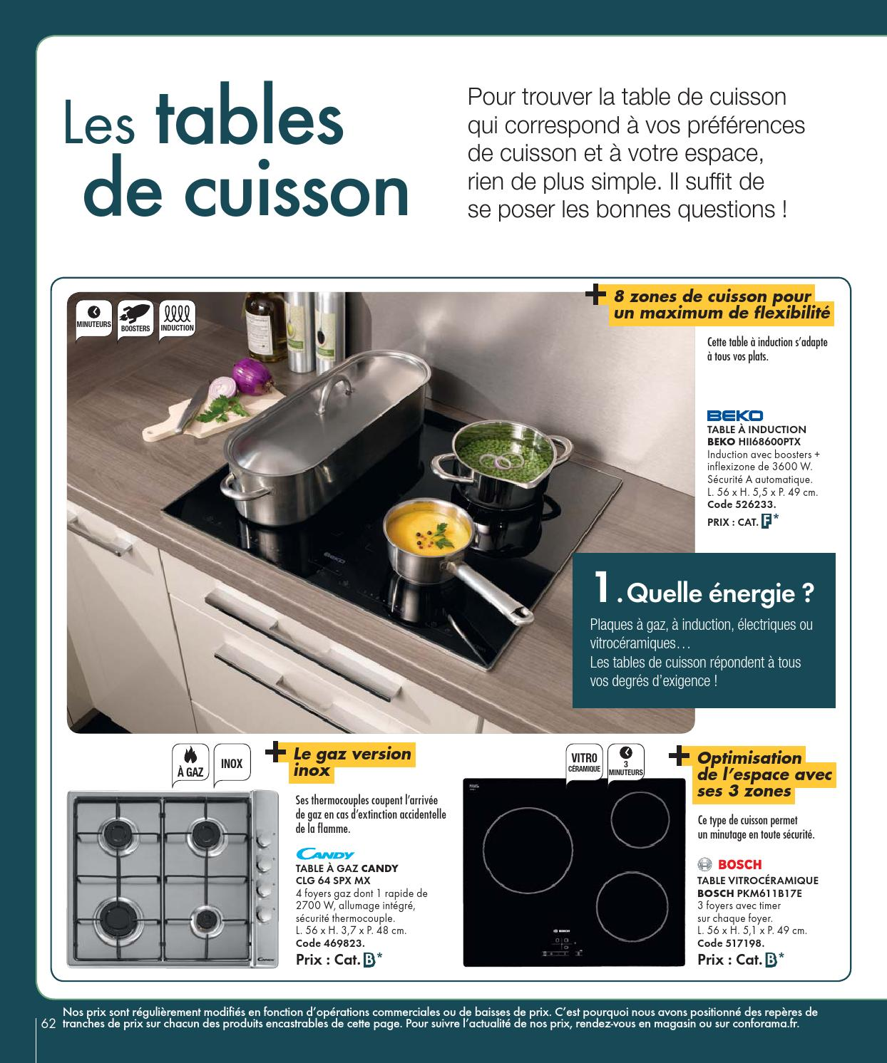 Catalogue Conforama Guide Cuisines 2014 By Joe Monroe Issuu