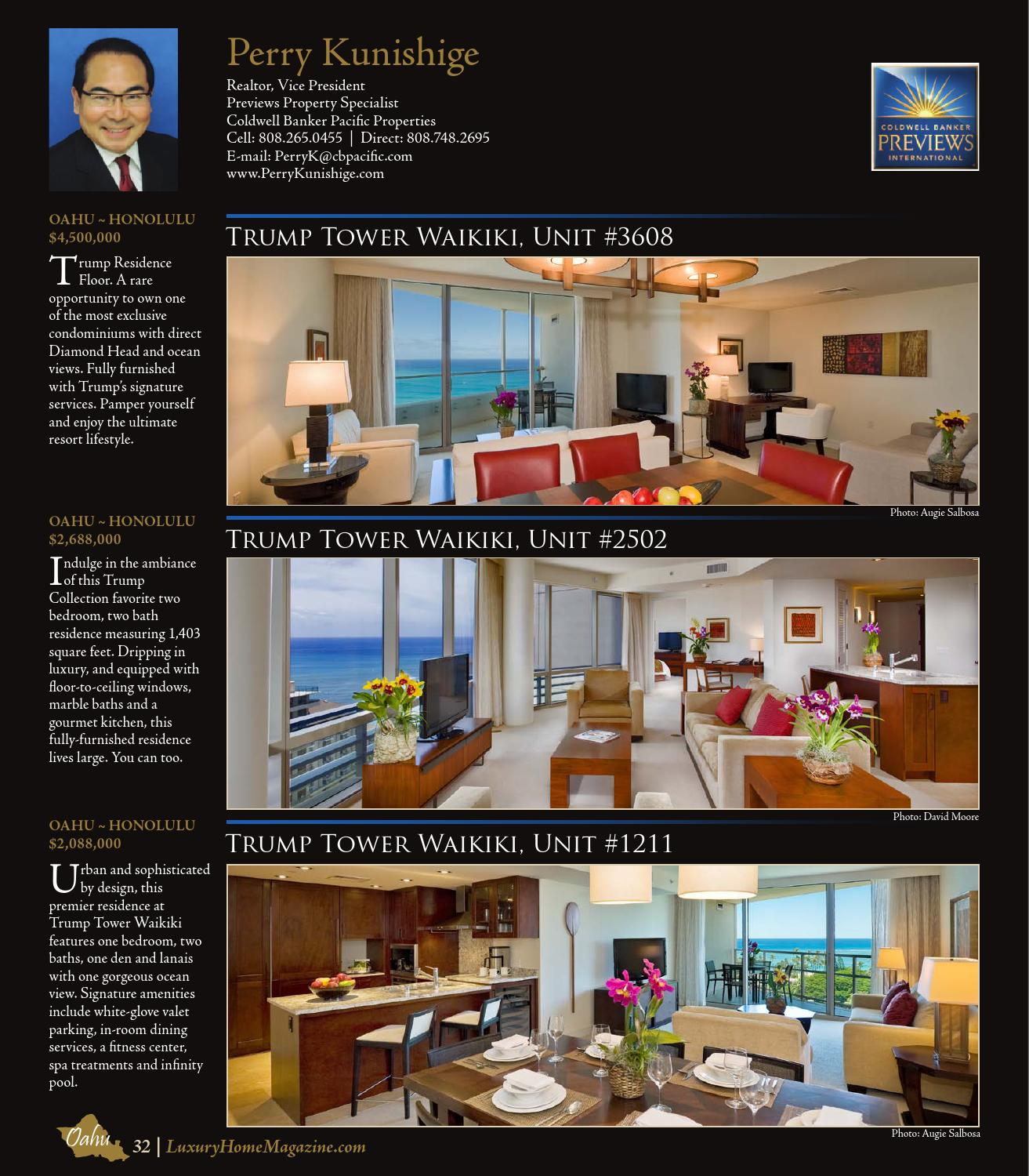 Luxury Home Magazine Hawaii Issue 8 6 by Luxury Home