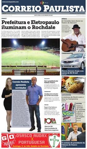 jornal Correio Paulista 1117 by Jornal Correio Paulista - issuu 3d470536c2ac8
