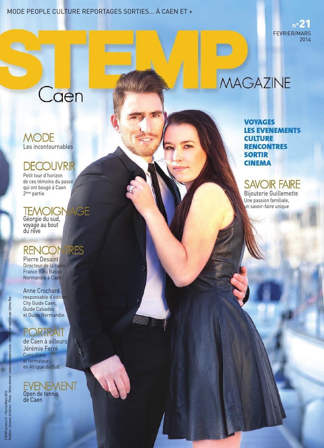 21 stemp magazine caen by stemp magazine - issuu
