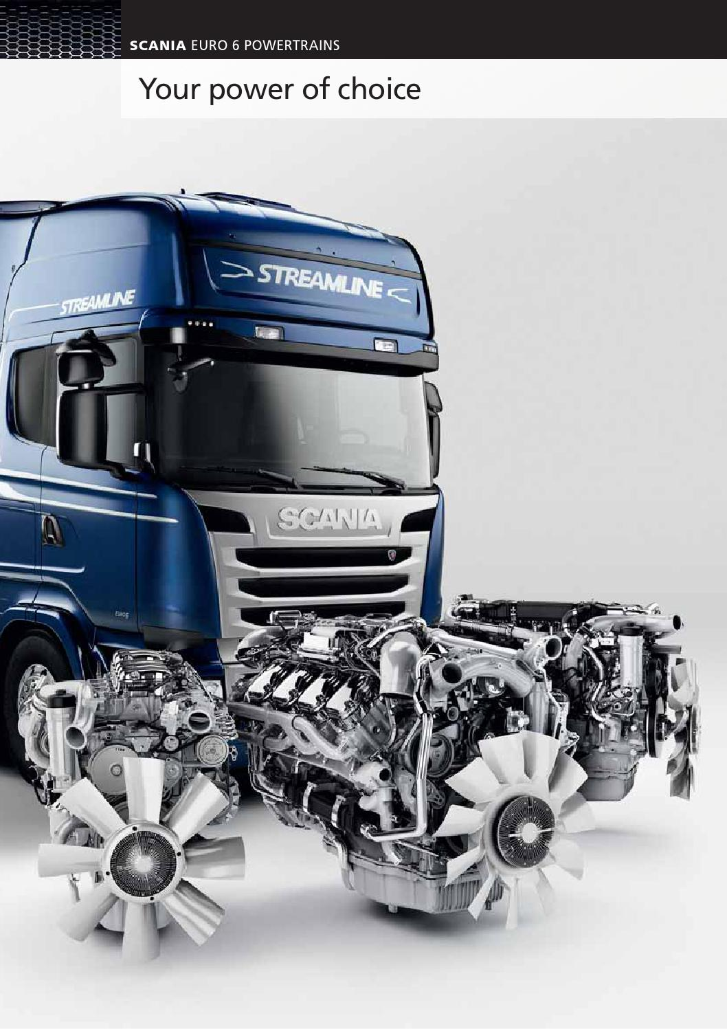 Scania engines by Scania (Great Britain) Limited - issuu