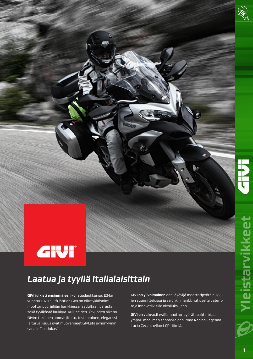 Duell Onroad 2014 Yleistarvikkeet by Duell Bike-Center Oy - issuu 7a632f3fe4