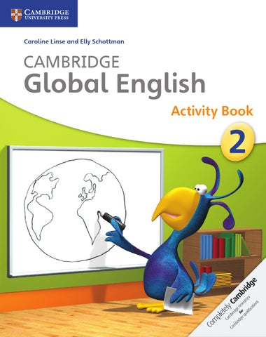 Cambridge Global English Activity Book 2 by Cambridge