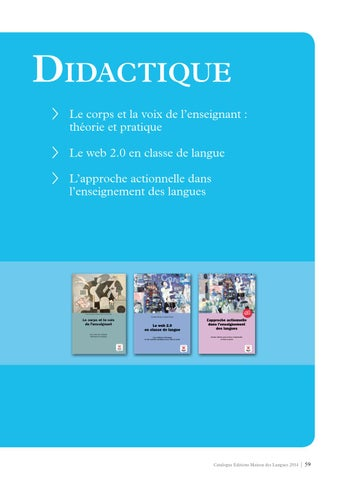 Catalogue cle international 2016 by cle international issuu catalogue emdl adultes 2014 didactique fandeluxe Image collections