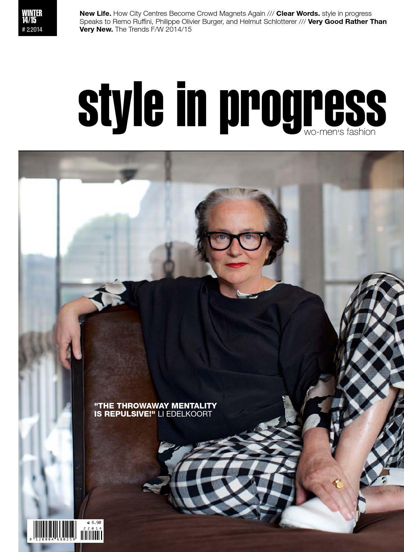style in progress 2.14 EN by UCM Verlag issuu