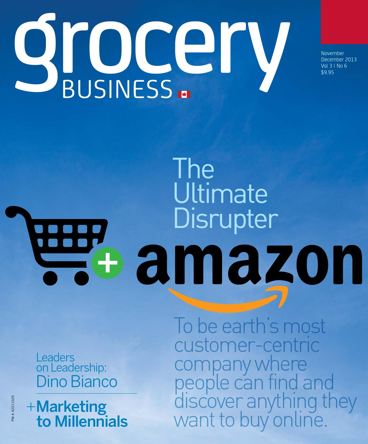 November/December 2013 by Grocery Business - issuu