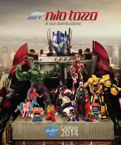 Catálogo Hasbro 2014 - 1ª Edição by Nilo Tozzo   Cia Ltda - issuu 46d3e5300b86f