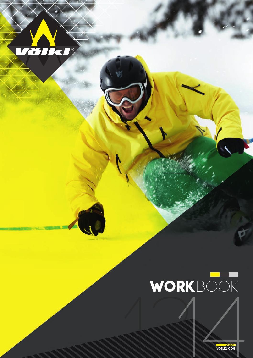 972b3fa5c Volkl Katalog 2014 by snowsport snowsport - issuu