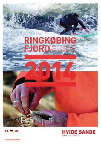 Ringkøbing fjord guiden 2014 by hvide sande   issuu