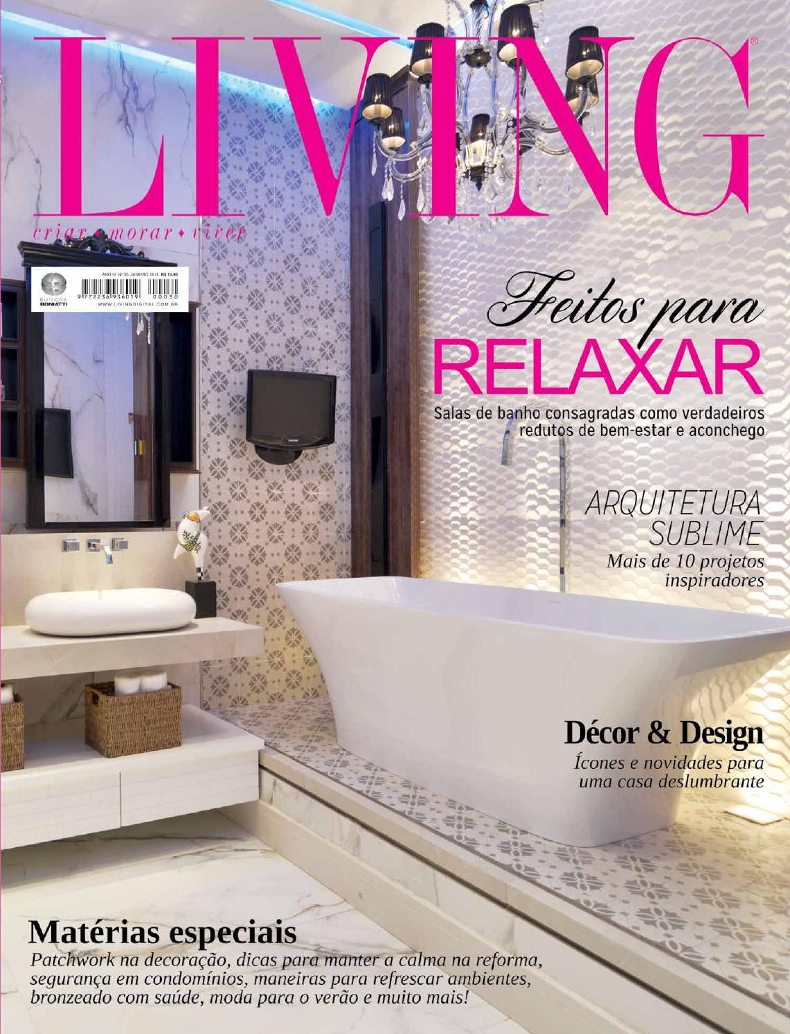 bcaf2054900 Revista Living - Edição nº30 - Janeiro de 2014 by Revista Living - issuu