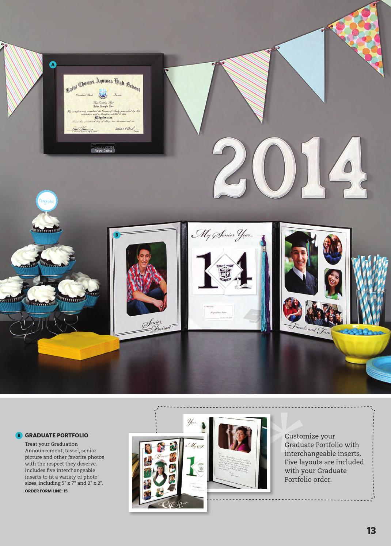 Pretty herff jones graduation invitations photos invitation card herff jones graduation 2014 catalog by herff jones issuu yadclub Gallery
