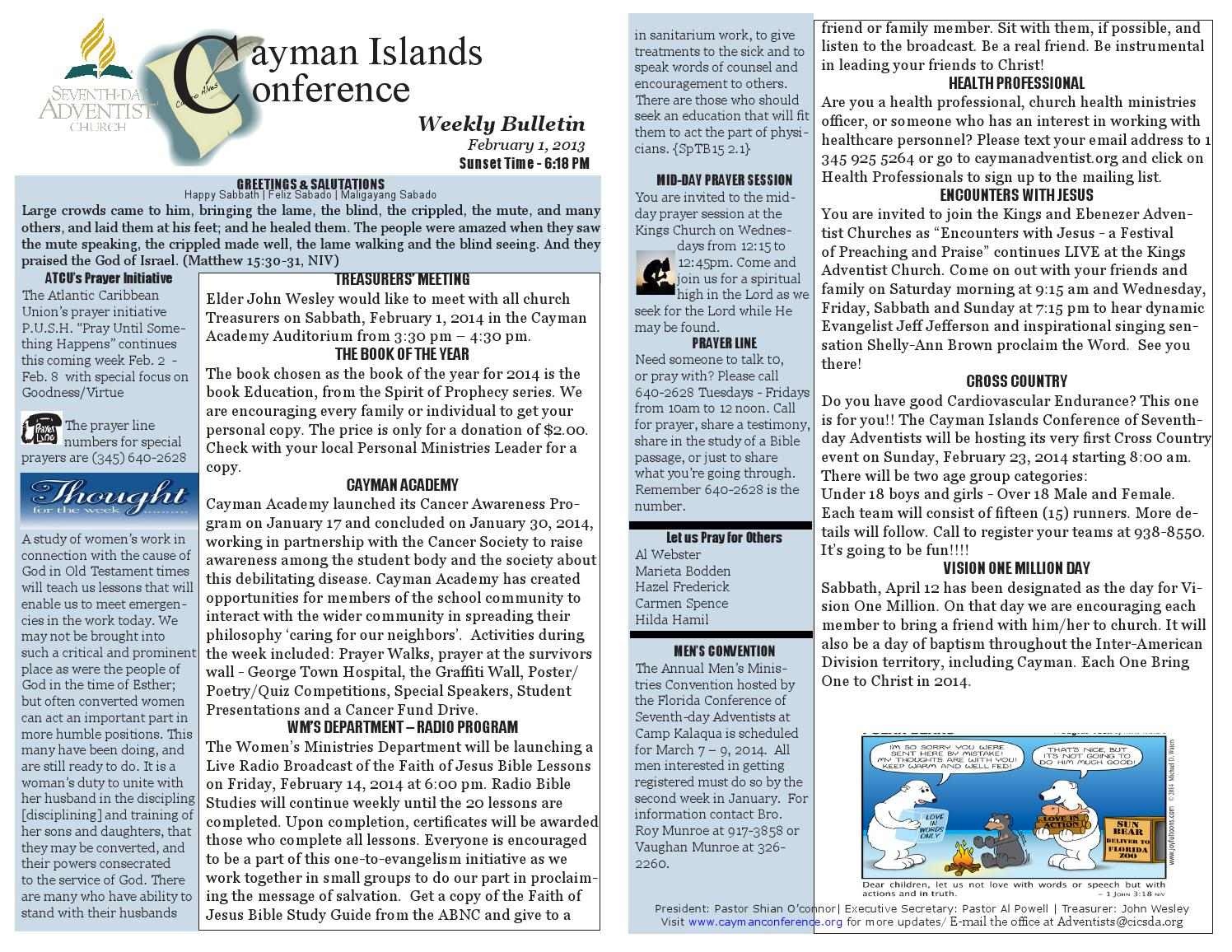 Cayman Conference by Kaneil Barrett - issuu