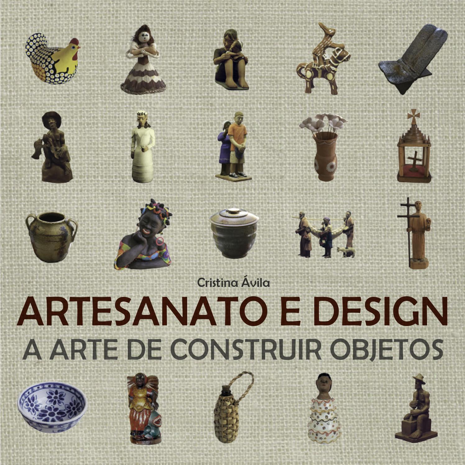 Artesanato Indiano ~ Artesanato e Design by Sergio Luz Issuu