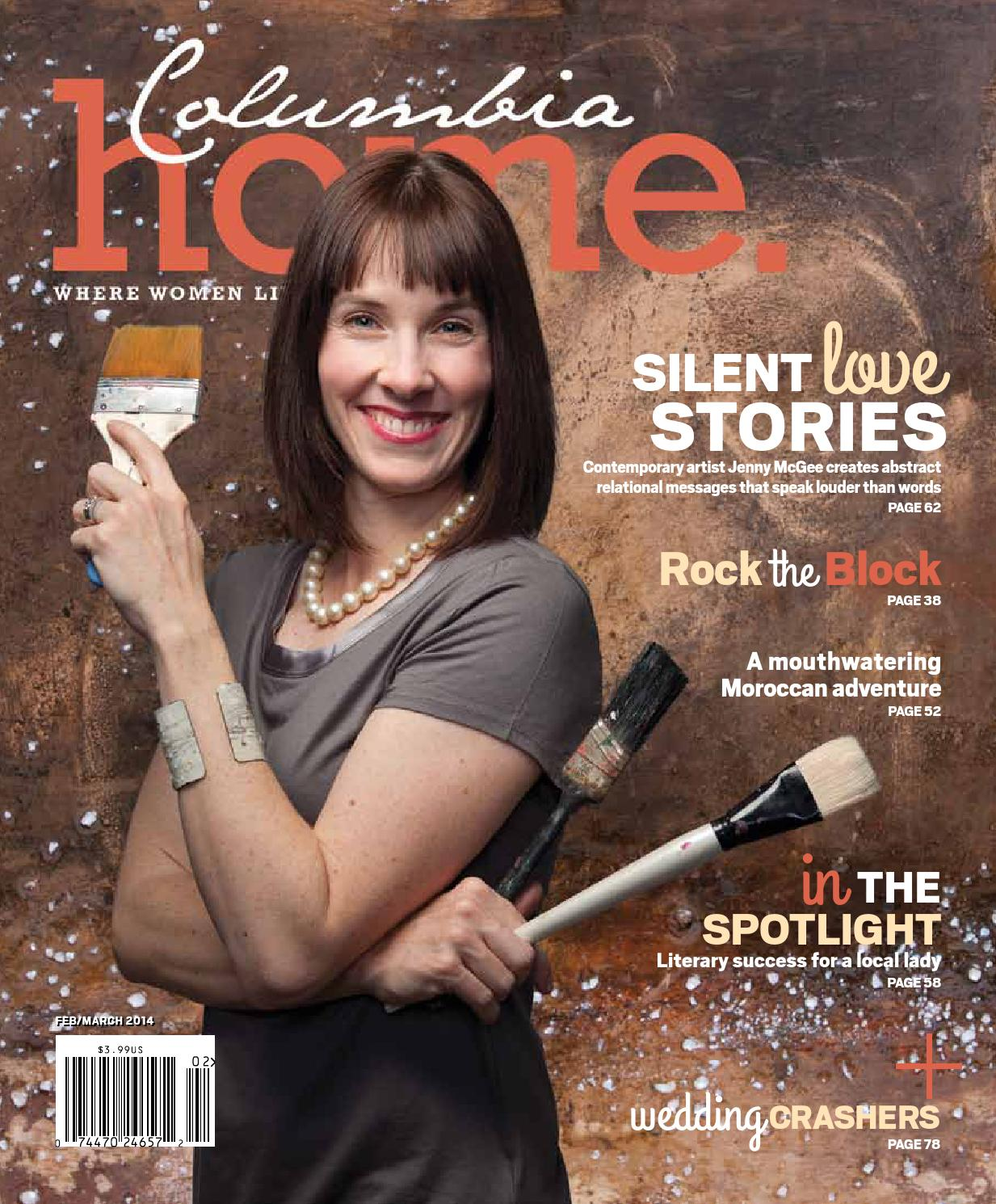 Columbia Home Magazine - February/March 2014 by Business