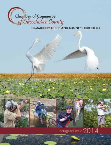 Chamber of Commerce of Okeechobee County by Okeechobee The Magazine