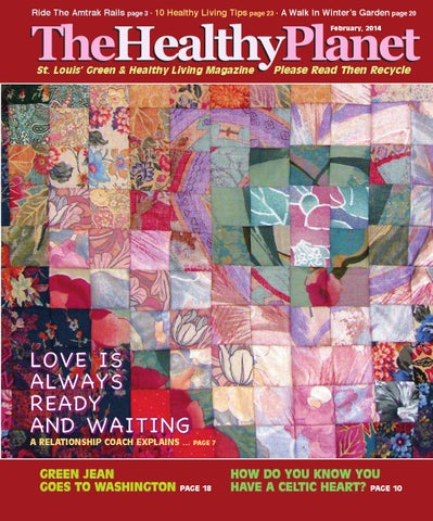 41816a5c83c The Healthy Planet – February 2014 by The Healthy Planet - issuu