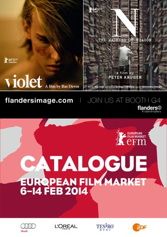 6bf9308a185 EFM 2014 Catalogue by European Film Market - issuu