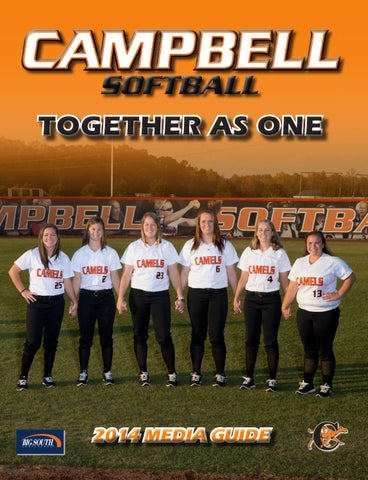 2014 Campbell Softball Media Guide by Campbell Athletics - issuu