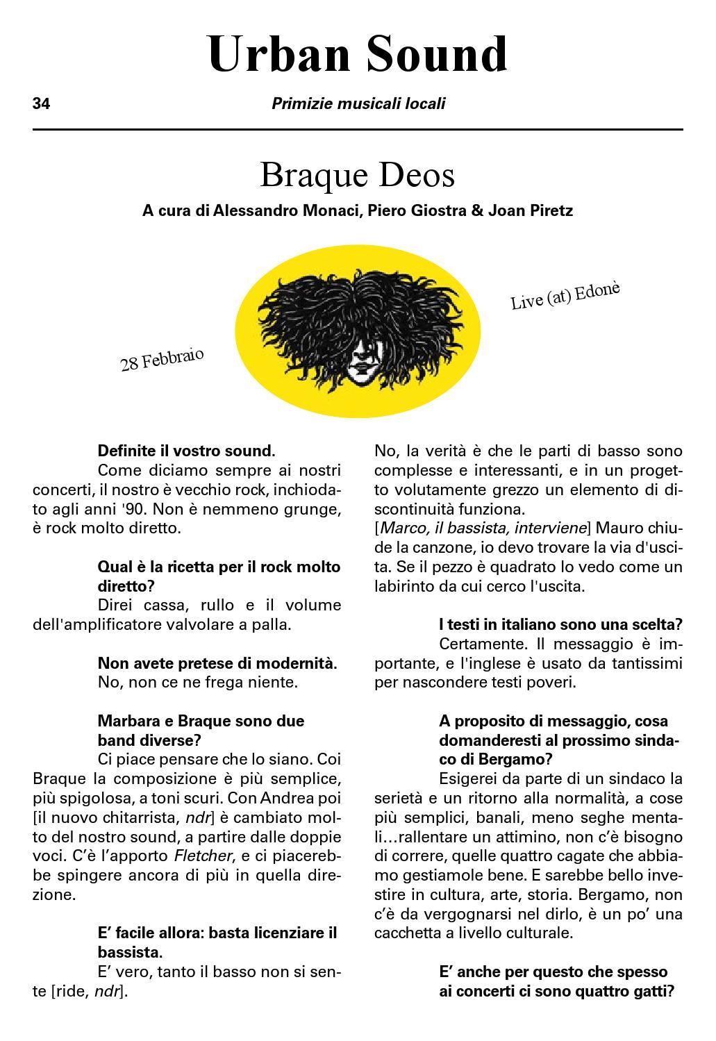 CTRL magazine #47 - i soliti bergamarci by CTRL magazine - issuu