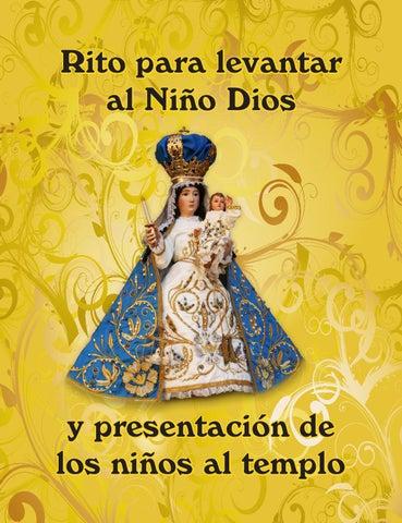 Rito Para Levantar Al Niño Dios By La Design Studio Issuu