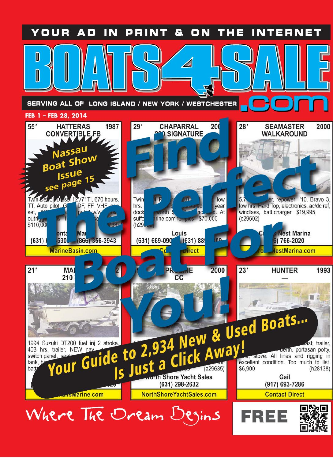 02 01 14 Boats4sale Issuu By Boats4salecom Media Suzuki Dt 200 Outboard Wiring Diagram