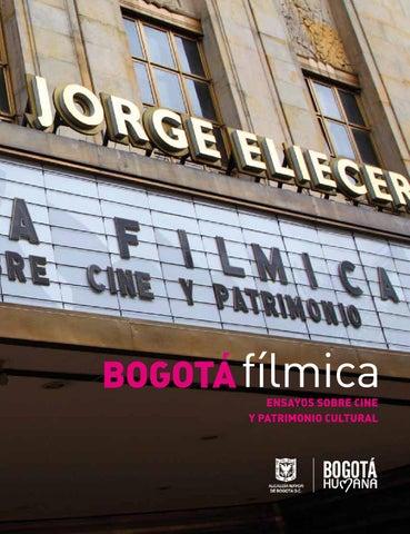 Bogotá fílmica by Instituto Distrital Patrimonio Cultural - issuu 67c6470d0bab