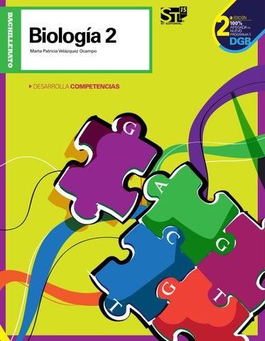 Biología 2 by eseté editorial - issuu