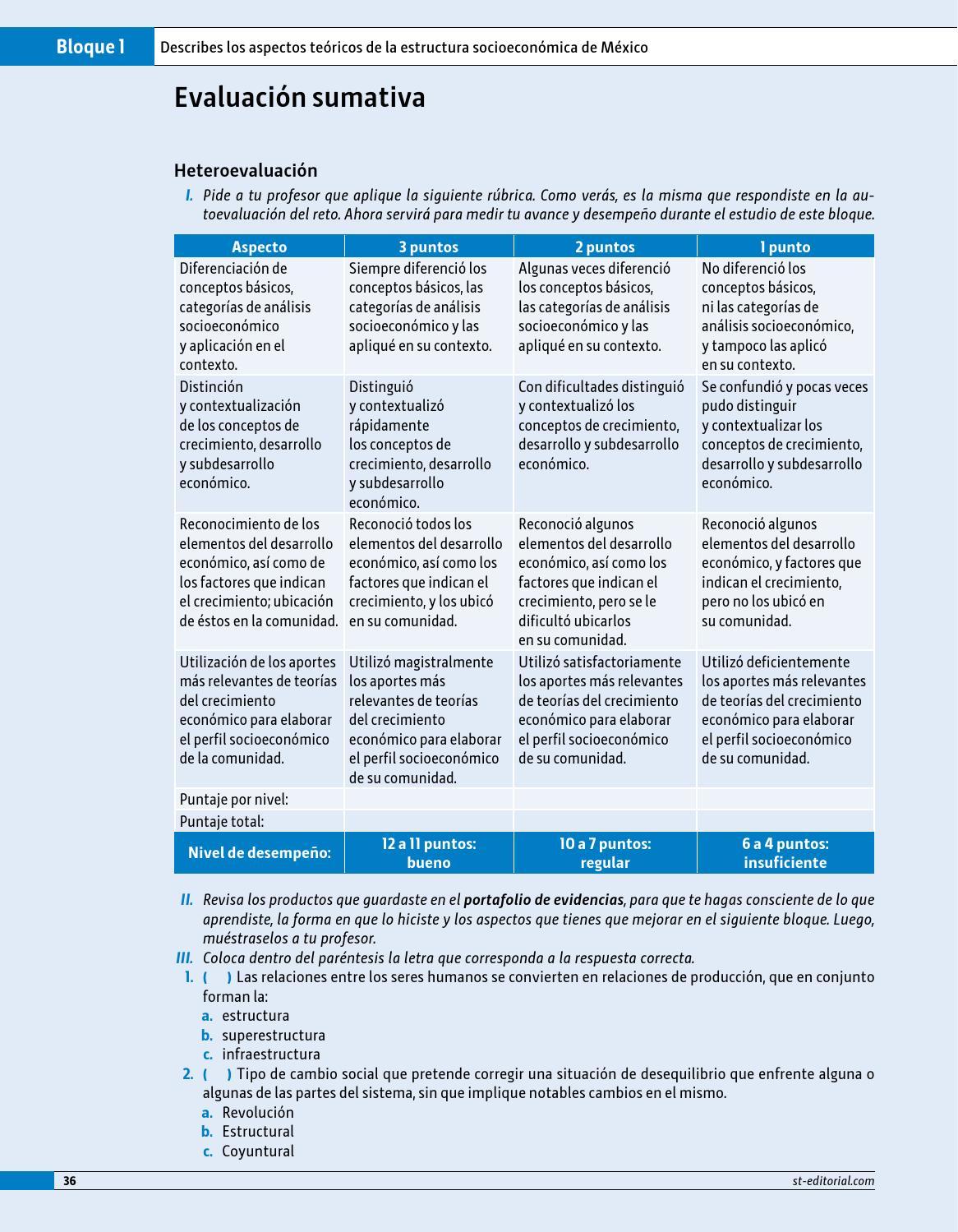 Estructura Socioeconómica De México By Eseté Editorial Issuu