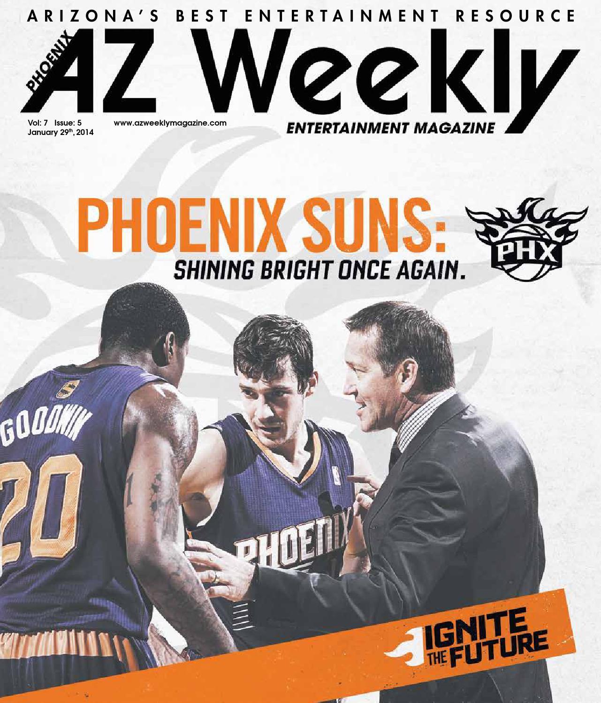 Azweekly issue5 phx web by AZ Weekly issuu