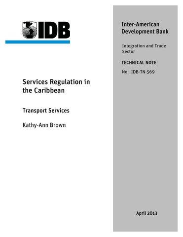bd540826f7eef2 Ins   Outs of Trinidad   Tobago 2012 by Prestige Business ...