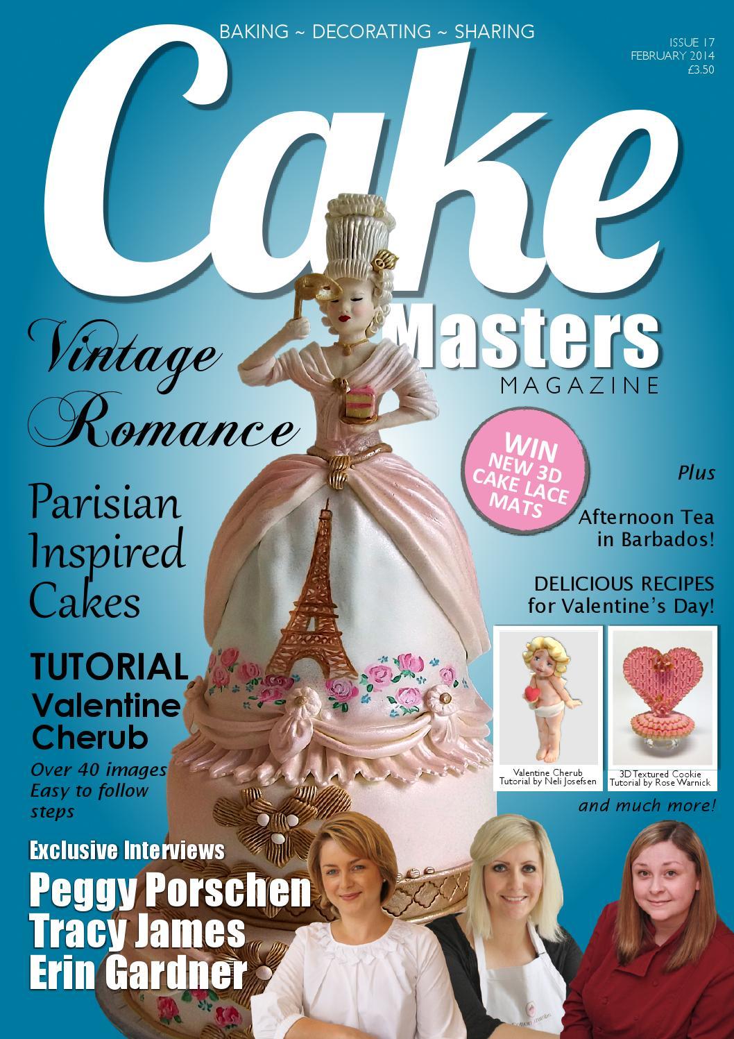 Cake Masters Magazine - February 2014 by Cake Masters - Issuu