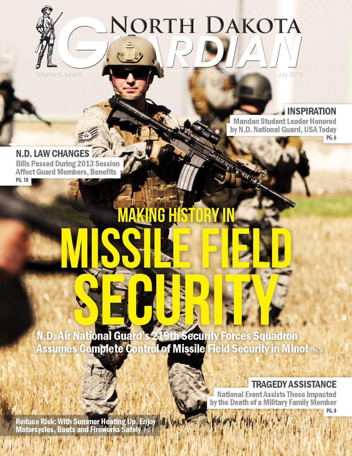 Guardian July 2013 by N D  National Guard - issuu