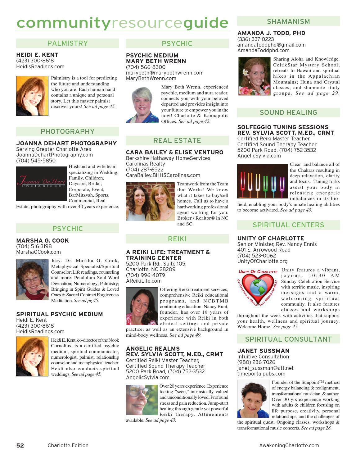 Natural Awakenings Magazine Charlotte Edition - February