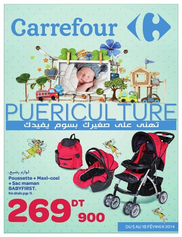 Catalogue Carrefour Puericulture By Carrefour Tunisie Issuu