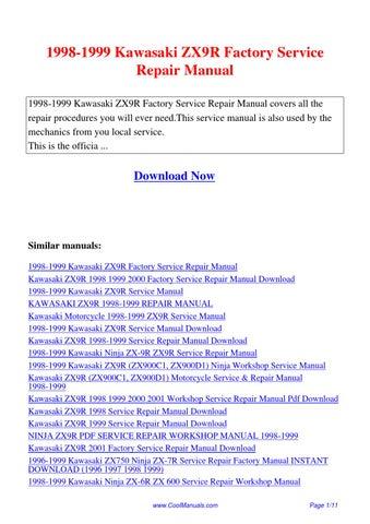 kawasaki jf650 jl650 1992 1998 repair service manual pdf
